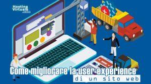 migliorare user experience | ux design