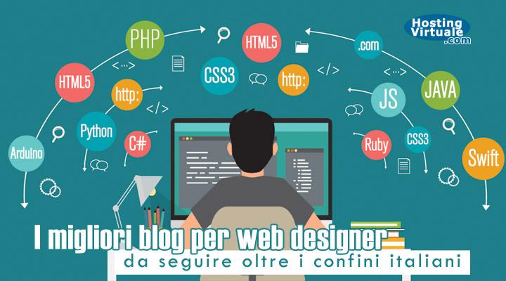 I migliori blog per web designer da seguire oltre i confini italiani