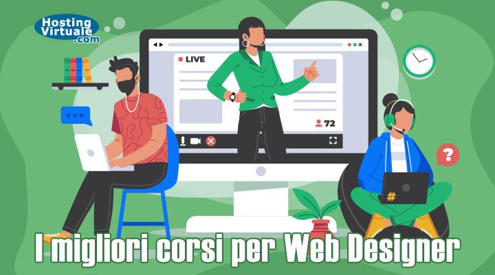 I migliori corsi per Web Designer