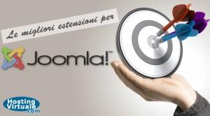 Le migliori estensioni per Joomla