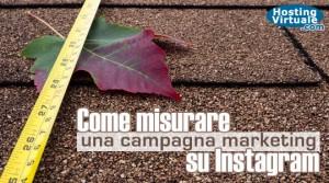 Come misurare una campagna marketing su Instagram