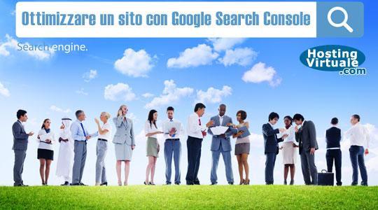 Ottimizzare un sito con Google Search Console