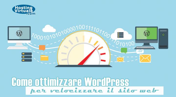 Come ottimizzare WordPress per velocizzare il sito web