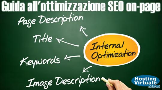 Guida all'ottimizzazione SEO on page
