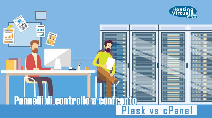 Pannelli di controllo a confronto: Plesk vs cPanel