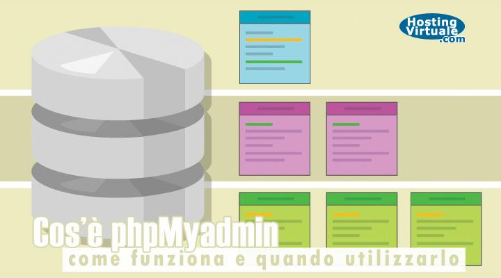 phpMyAdmin: cos'è, come funziona e quando utilizzarlo