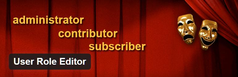 Plugin User Role Editor