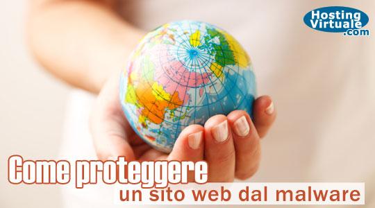 Come proteggere un sito web dal malware