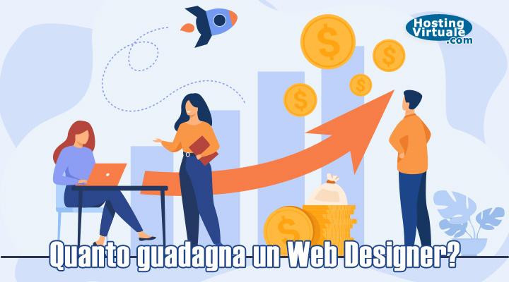 Quanto guadagna un Web Designer?