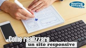 Come realizzare un sito responsive?