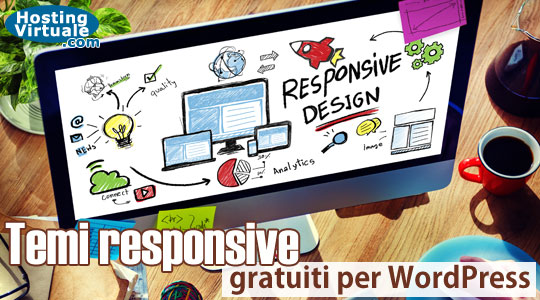 Temi responsive gratuiti per WordPress