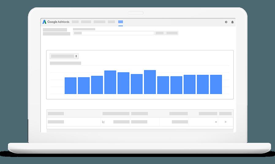 ricerca parole chiave con il keyword planner