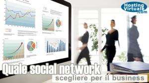 Quale social network scegliere per il business