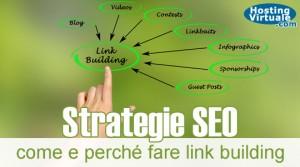 Strategie SEO: come e perché fare link building