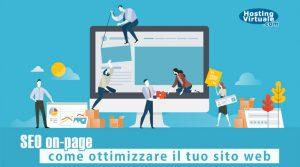 SEO on-page, come ottimizzare il tuo sito web
