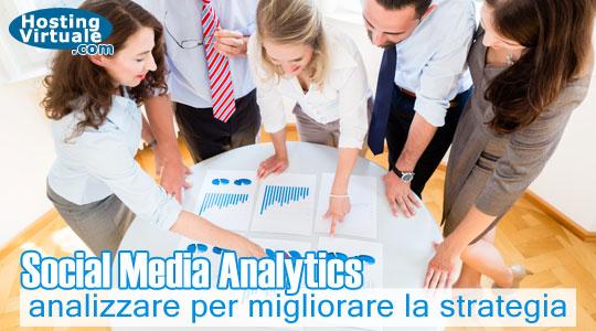 Social Media Analytics: analizzare per migliorare la strategia