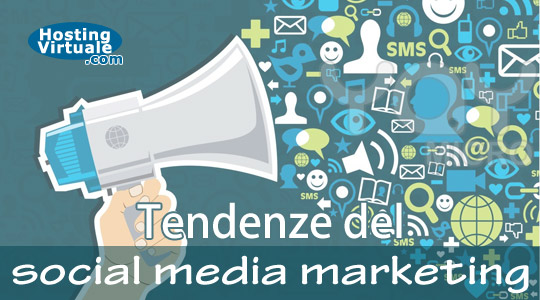 Tendenze del social media marketing nel 2014