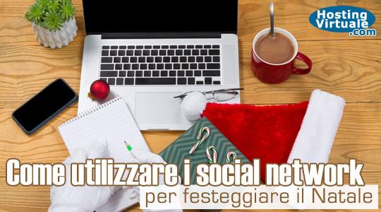 Come utilizzare i social network per festeggiare il Natale