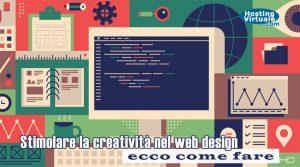 Stimolare il processo creativo nel web design