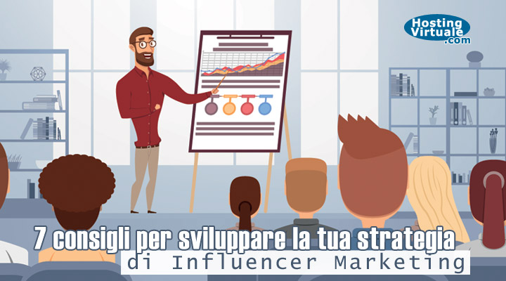 strategia influencer marketing