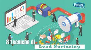 8 tecniche di Lead Nurturing