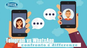 Telegram vs WhatsApp: confronto e differenze