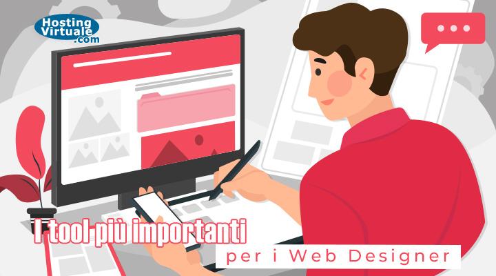 I tool più importanti per i Web Designer