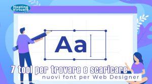 7 tool per trovare e scaricare nuovi font per Web Designer