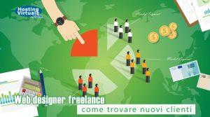 Web designer freelance: come trovare nuovi clienti