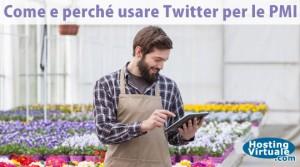 Come e perché usare Twitter per le PMI