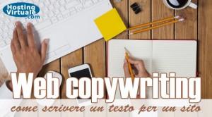 Web copywriting: come scrivere un testo per un sito