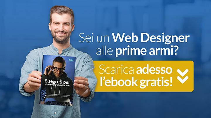 Sei un Web Designer alle prime armi?