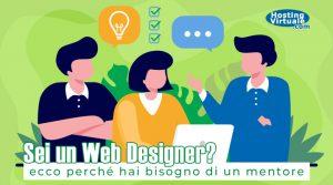 Web Designer: Perché hai bisogno di un mentore
