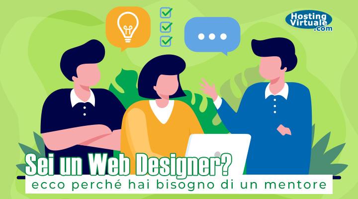 Sei un Web Designer? Ecco perché hai bisogno di un mentore