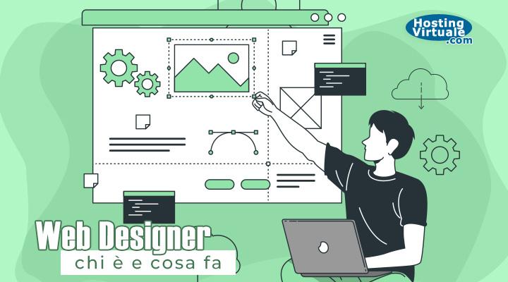 Web Designer: chi è e cosa fa