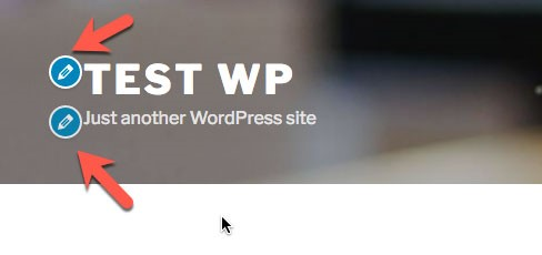 WordPress 4.7: nuova icona Customizer