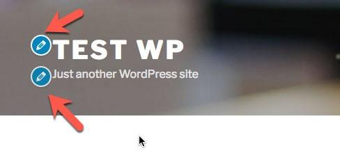 WordPress 4.7: nuova icona Customizer