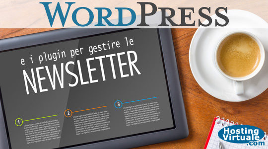 WordPress e i plugin per gestire le newsletter