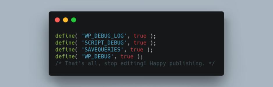 WordPress Plugin: WP Debugging