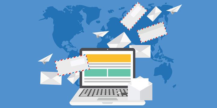 Dimensione massima allegato email