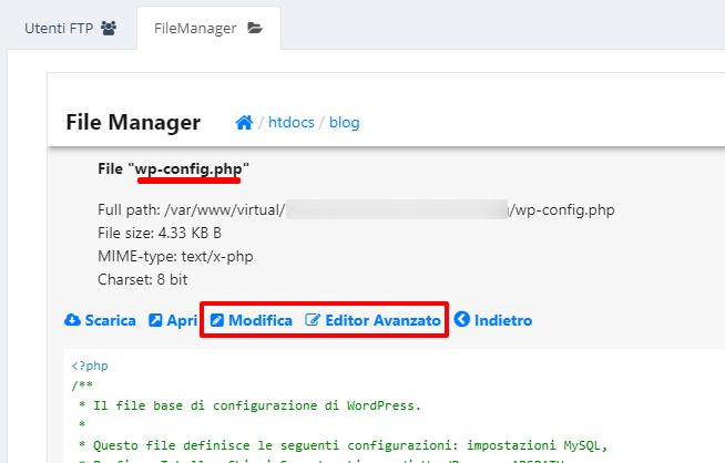 HVCP: Editor file