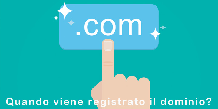 Quando viene registrato il dominio associato all'hosting FREE?